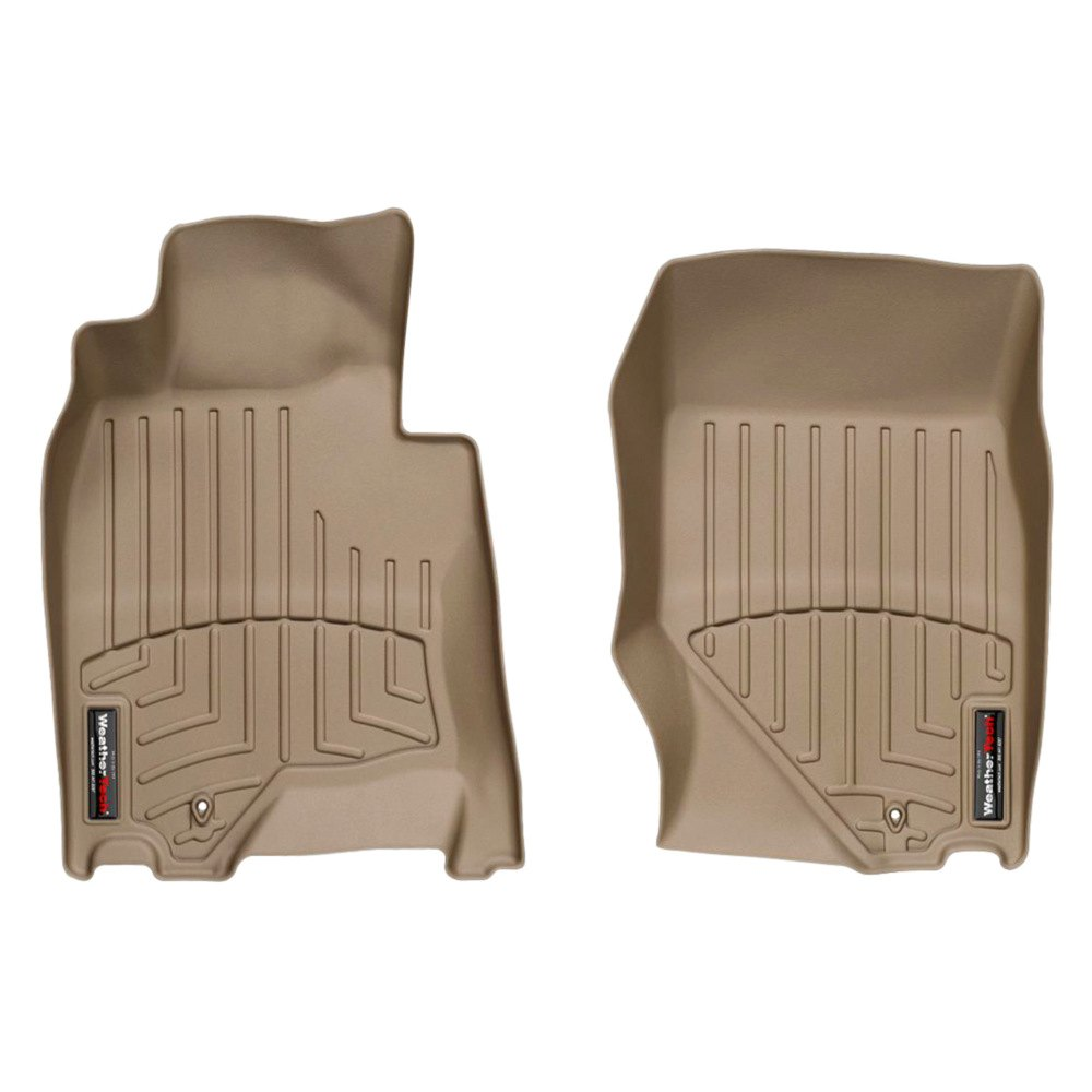 Weathertech Digifit Floor Mats And A Mt Myg37