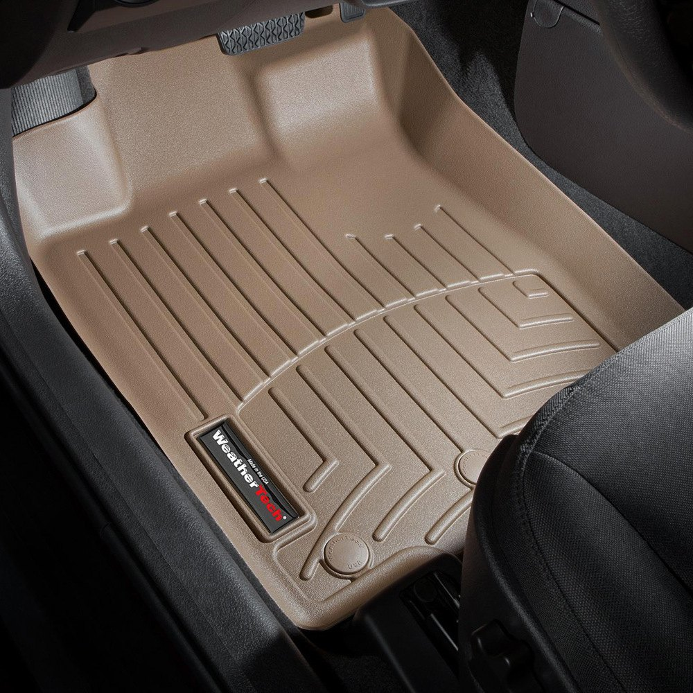 Weathertech 174 452991 Ford Fusion 2012 Digitalfit Molded