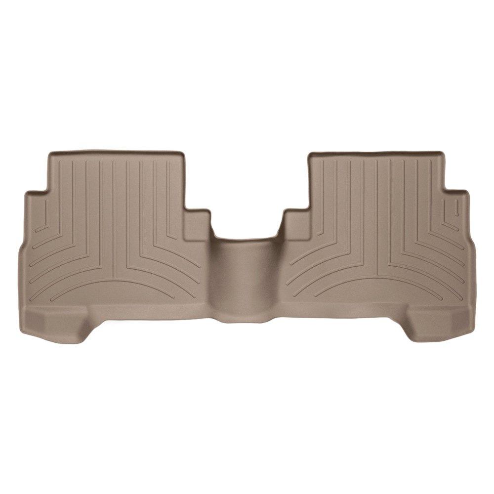 Weathertech floor mats okc -  Weathertech Digitalfit Molded Floor Liner Tan