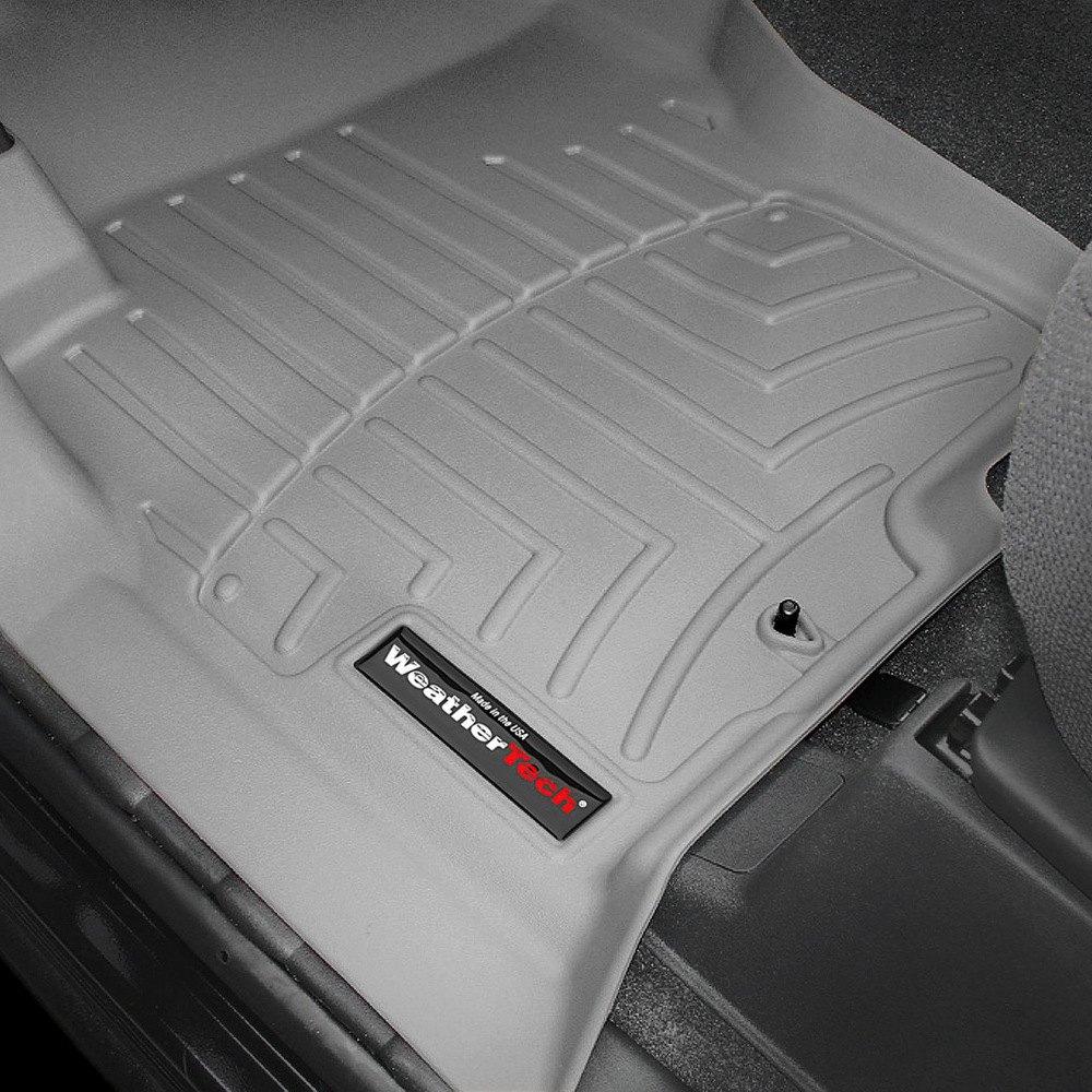 Weathertech 174 460471 Digitalfit 1st Row Gray Molded