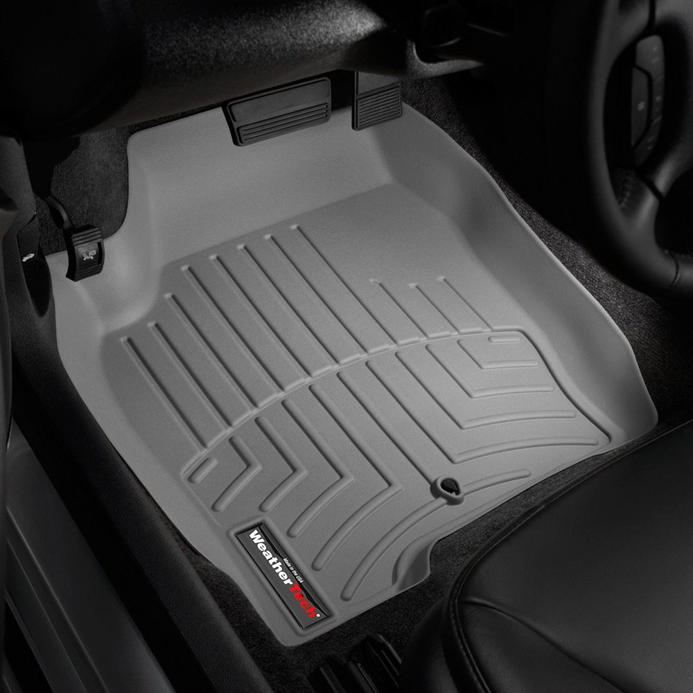 Weathertech 174 461241 Digitalfit 1st Row Gray Molded