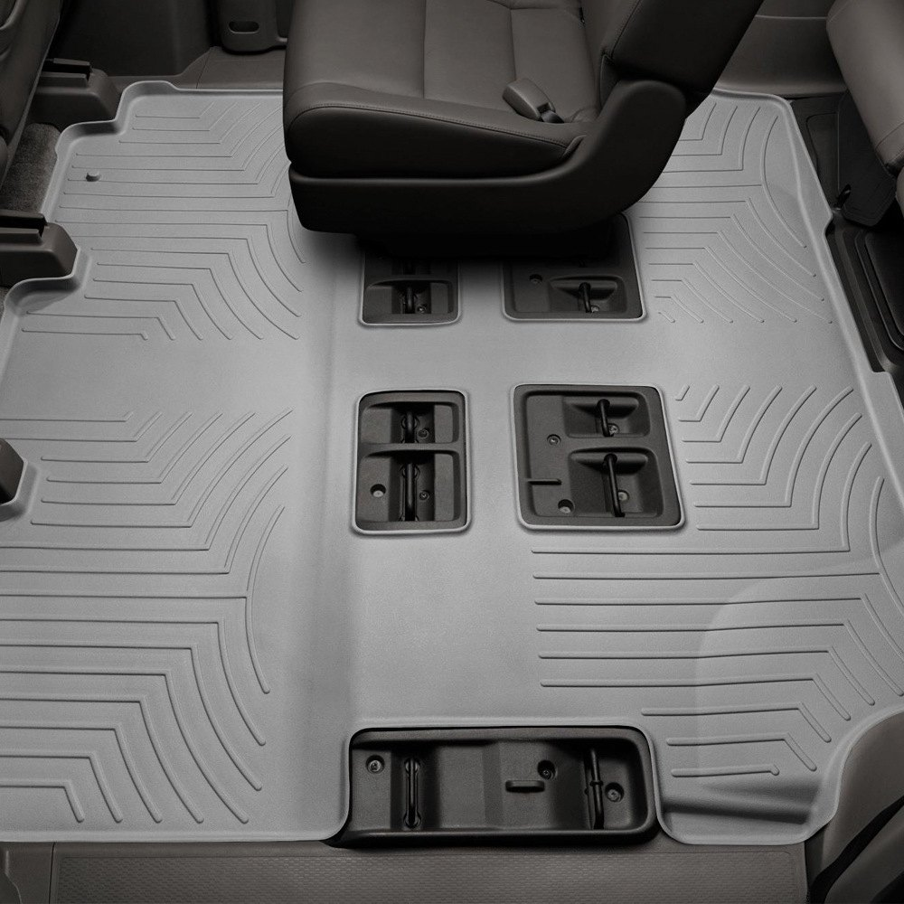 weathertech 463412 honda odyssey 2011 2014 digitalfit. Black Bedroom Furniture Sets. Home Design Ideas