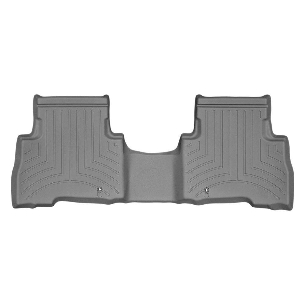 Weathertech floor mats 2015 kia sorento -  Weathertech Digitalfit Molded Floor Liner Gray