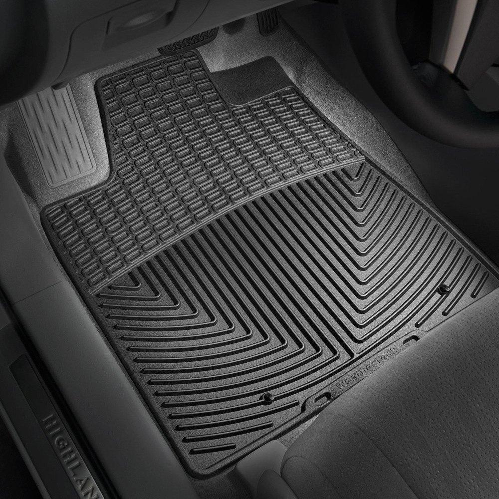Toyota Highlander All Weather Floor Mats Best All Season | 2016 Car