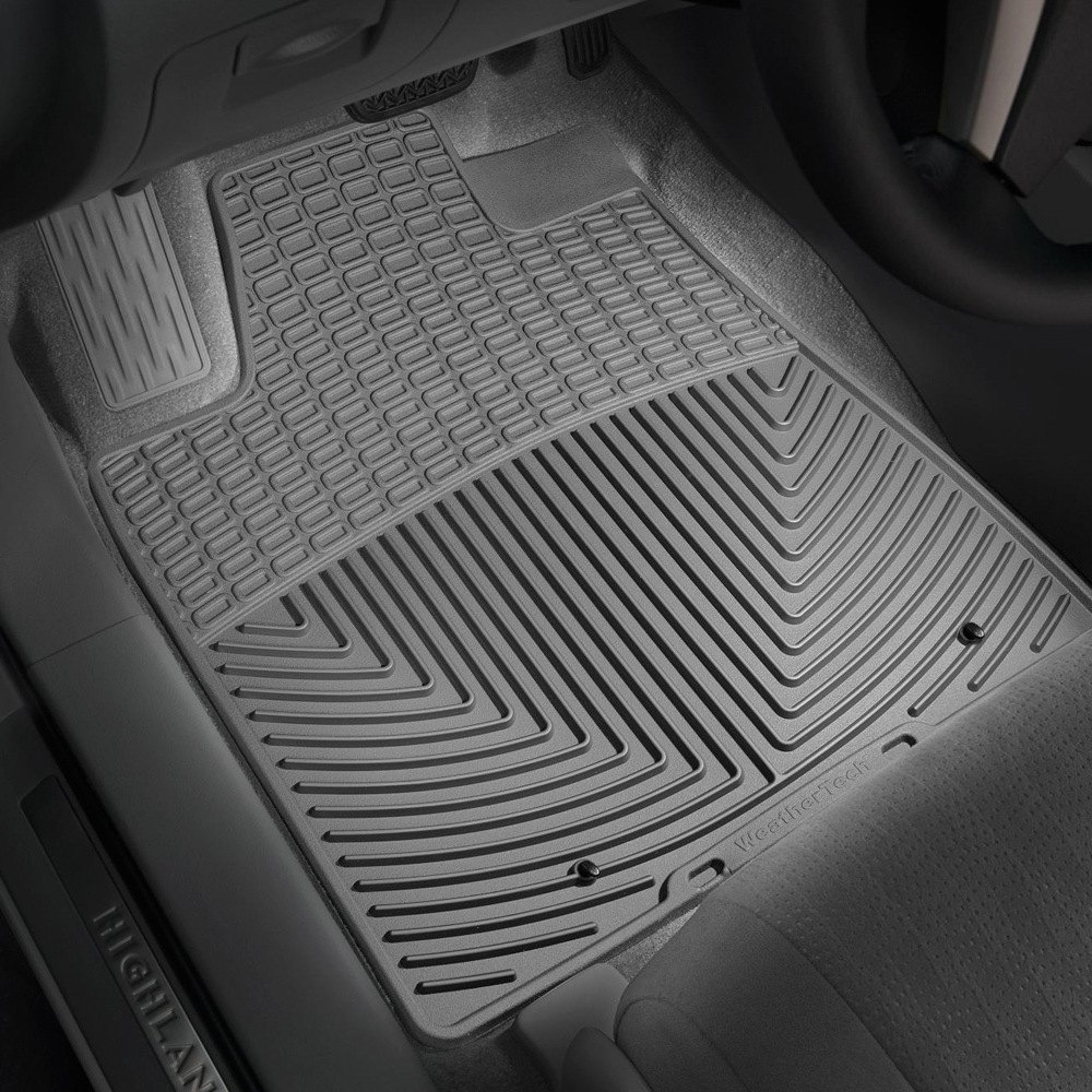 2016 Toyota Sienna All Weather Floor Mats Upcoming Toyota