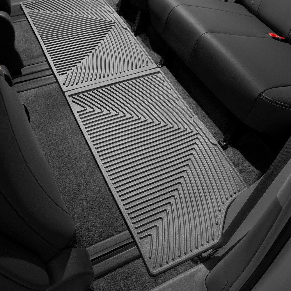 Rubber floor mats toyota camry - Weathertech W245gr Toyota Sienna 2011 2012 All Weather Floor Mats