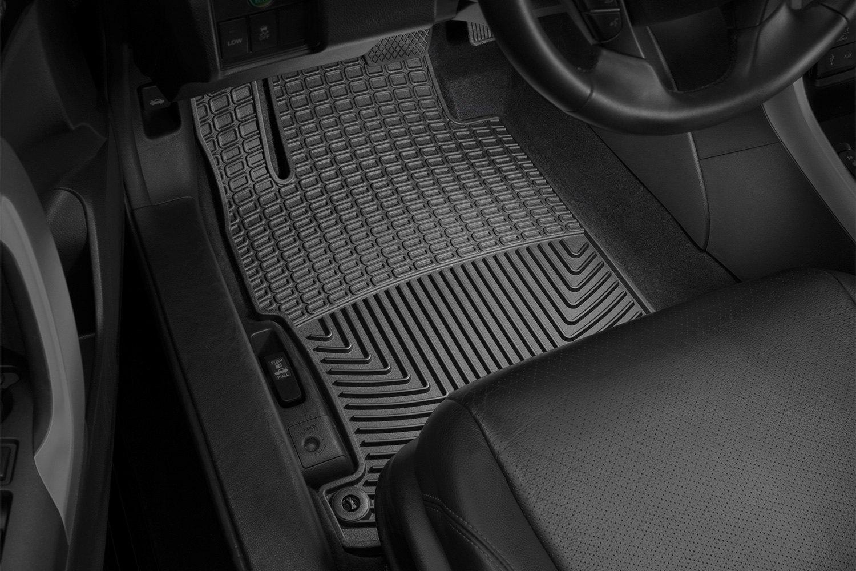 Weathertech 174 W293 Honda Accord 2013 All Weather Floor Mats