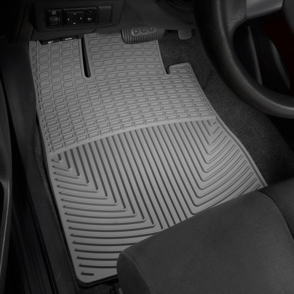 Weathertech floor mats promo - Weathertech All Weather Floor Mats Gray