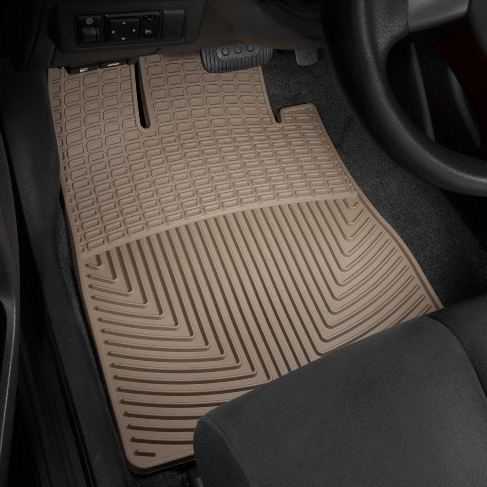 automotive mats weather all com highland floor amazon dp front seat mat black