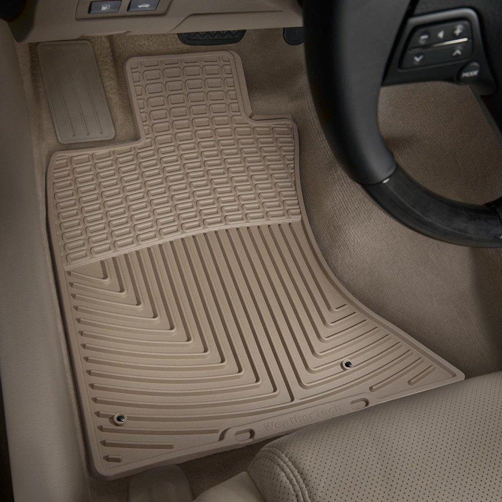 Weathertech floor mats gx470 - Weathertech W79tn Lexus Gs 2006 All Weather Floor Mats