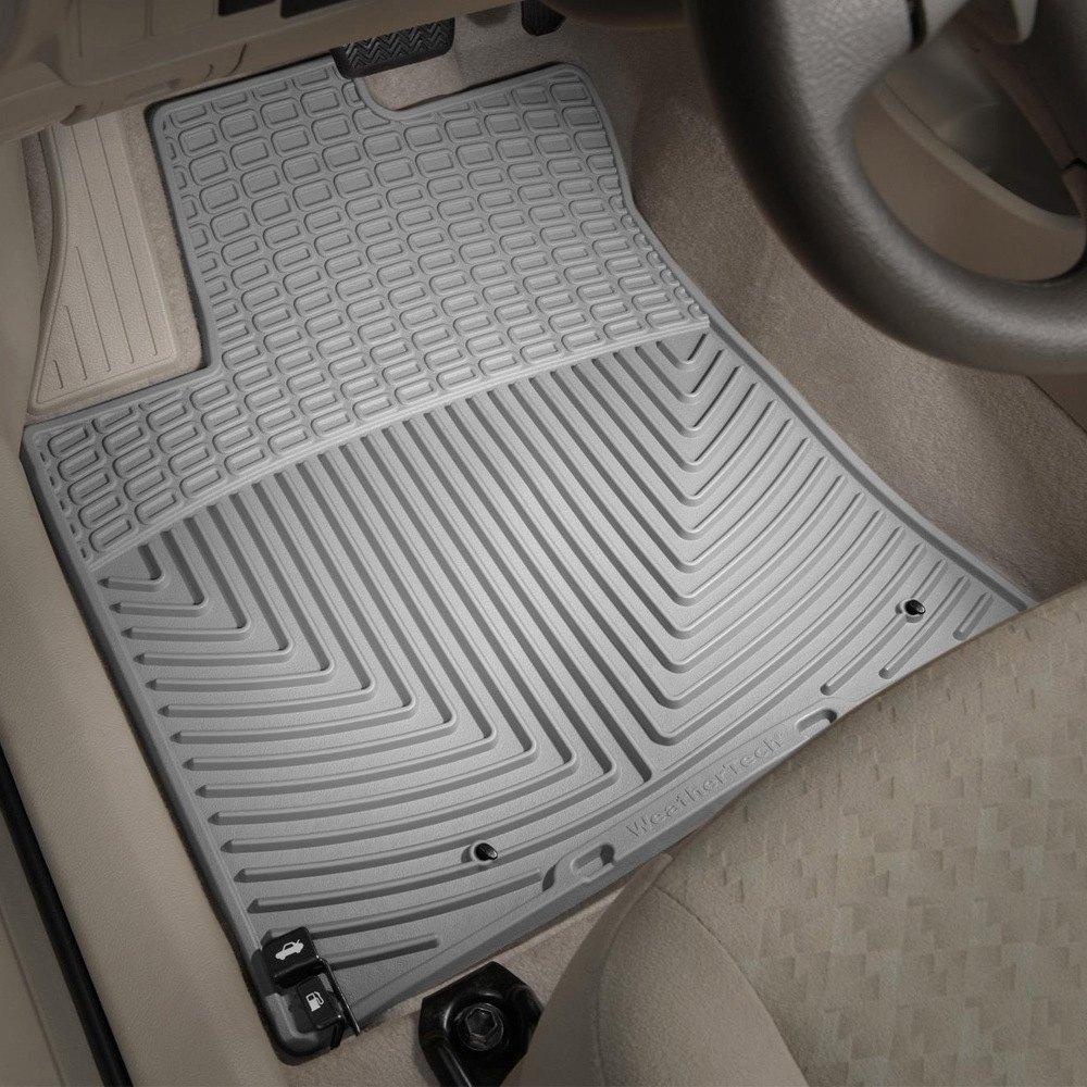 Weathertech floor mats venza - Weathertech W96gr Toyota Corolla 2009 2010 All Weather Floor Mats