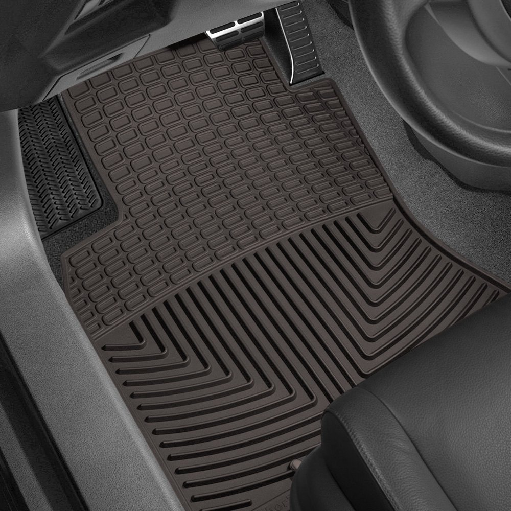 Weathertech w68cow25cow60co all weather 1st 2nd 3rd row weathertech all weather floor mats cocoa dailygadgetfo Image collections