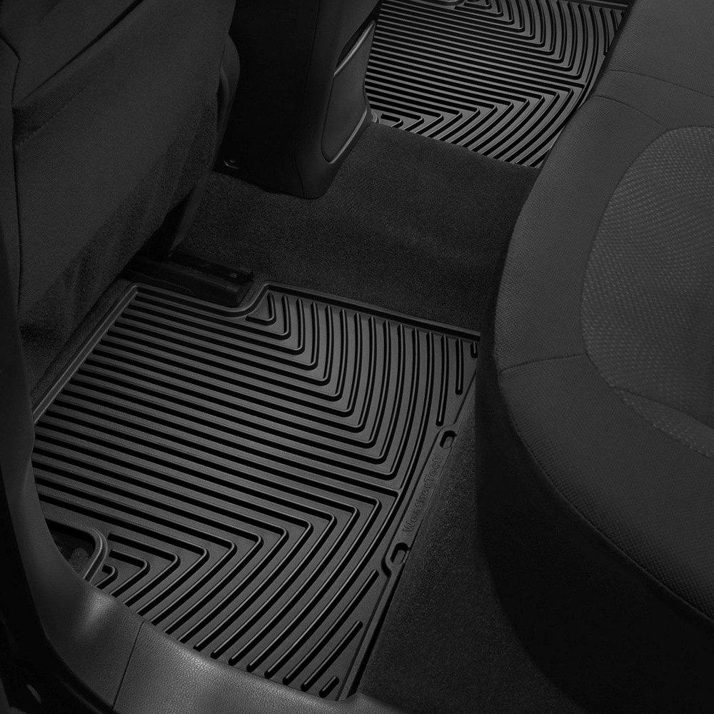 gray weathertech all weather floor mats 2nd row
