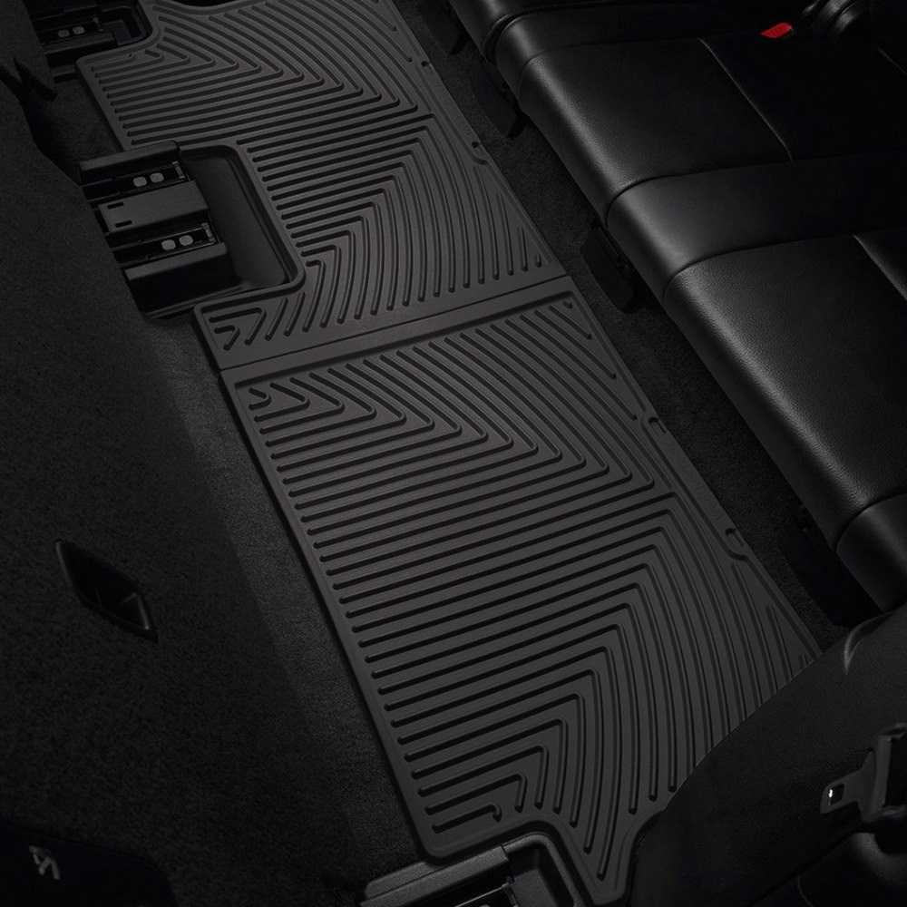 ... All Weather Floor Mats   3rd Row,Cocoa ...