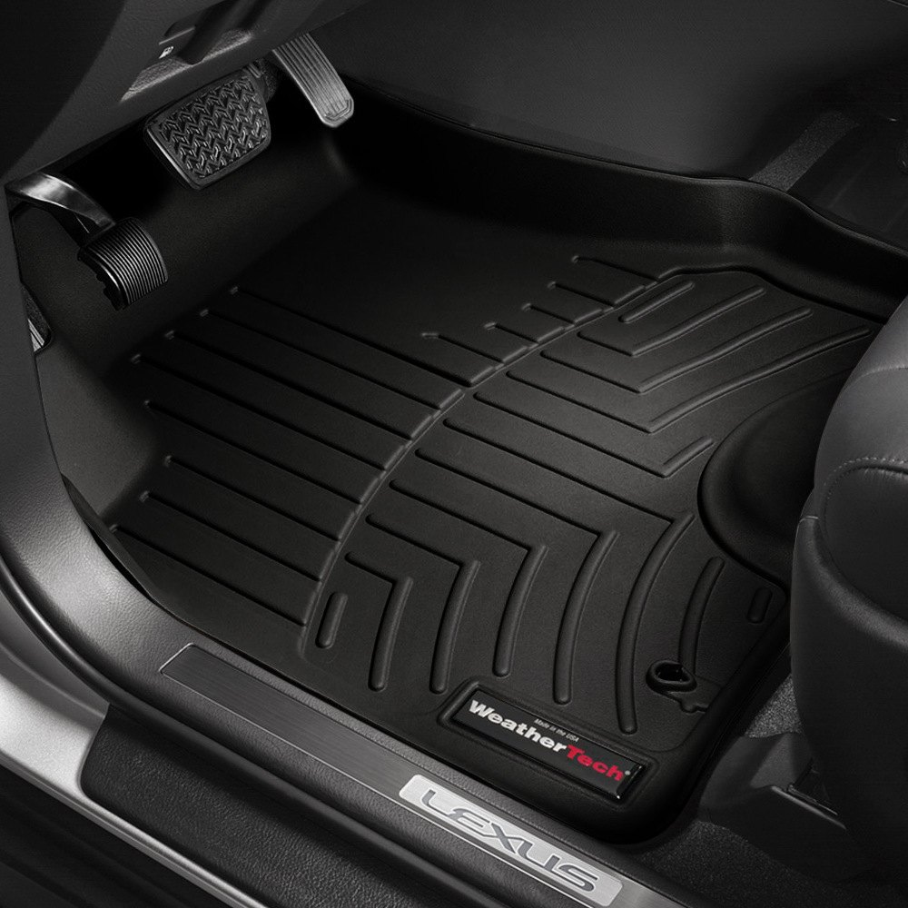 How to unlock weathertech floor mats - Why Are They Awesome Because They Form To The Ground And Have A Bucket Effect So Snow Water Dirt Grime Will Stay In The Floor Mat Liner