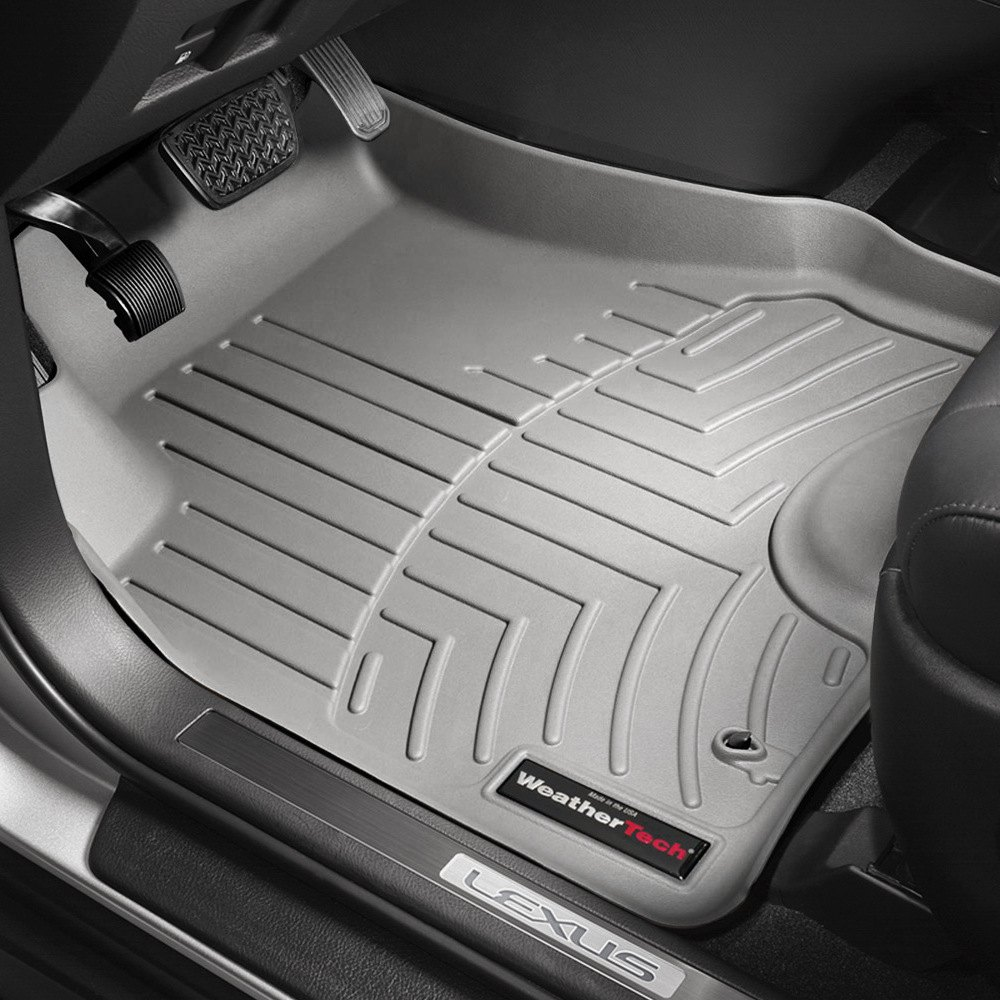Truck Floor Mats >> Weathertech Digitalfit Molded Floor Liners