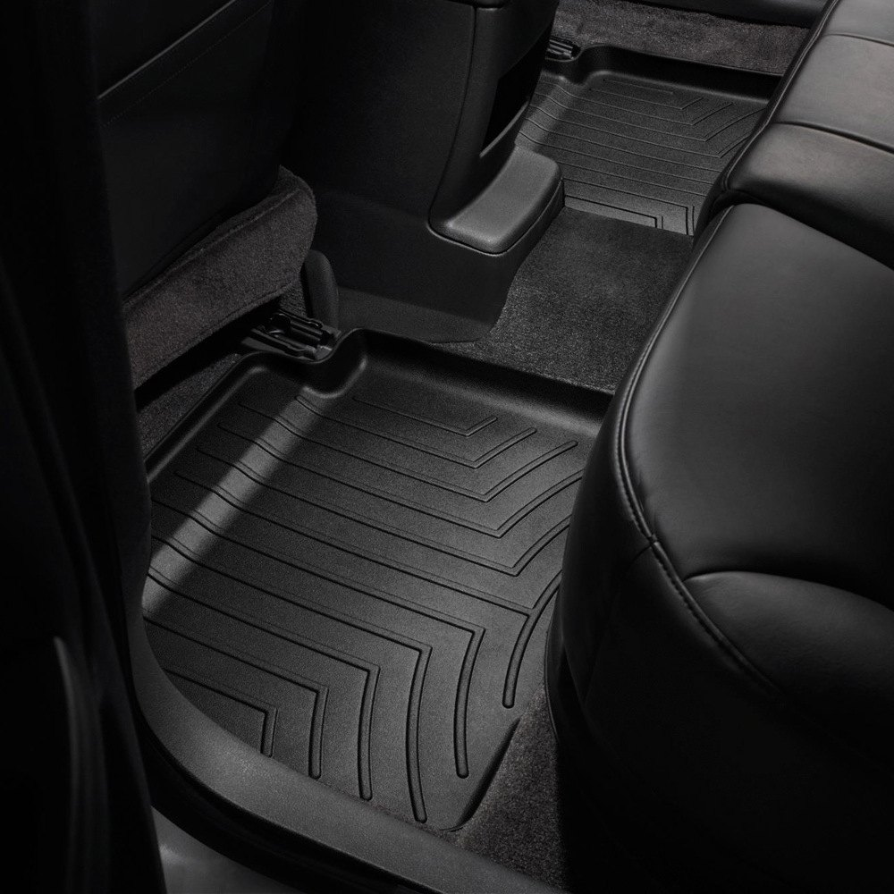 WeatherTech® - Chevy Traverse 2011-2017 DigitalFit™ Molded ...