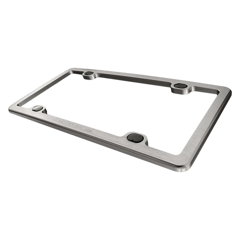 WeatherTech® - Billet License Plate Frame