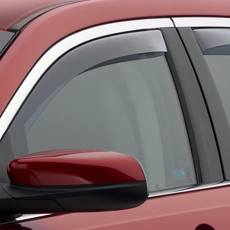 Weathertech 174 Ford Taurus 2013 In Channel Side Window