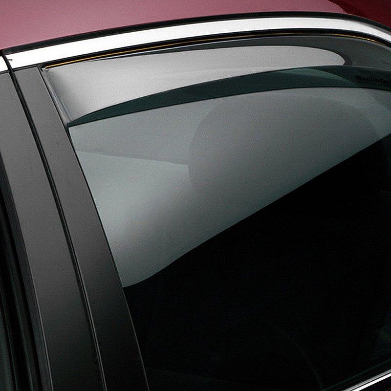 Weathertech honda accord 2006 in channel side window for 2000 honda accord driver side window
