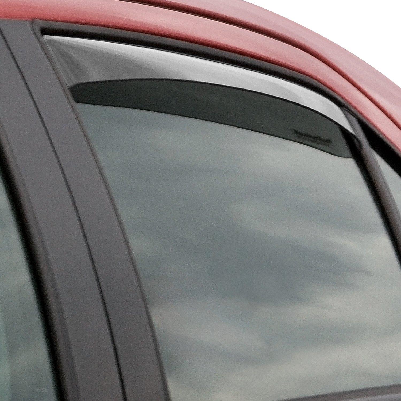 Weathertech 174 Toyota Yaris 2007 In Channel Side Window