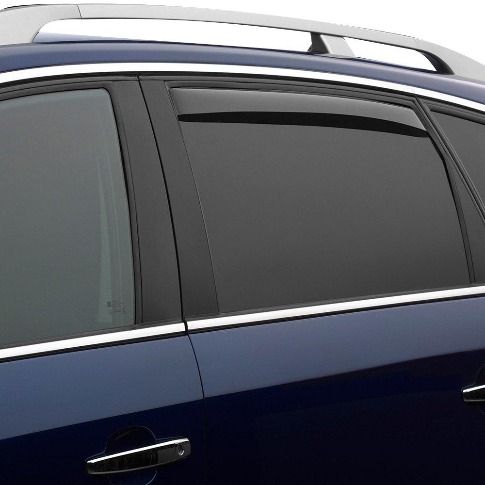 Weathertech floor mats 2015 kia soul - Weathertech In Channel Light Smoke Front And Rear Side Window Deflectors Weathertech In Channel Light Smoke Front Side Window