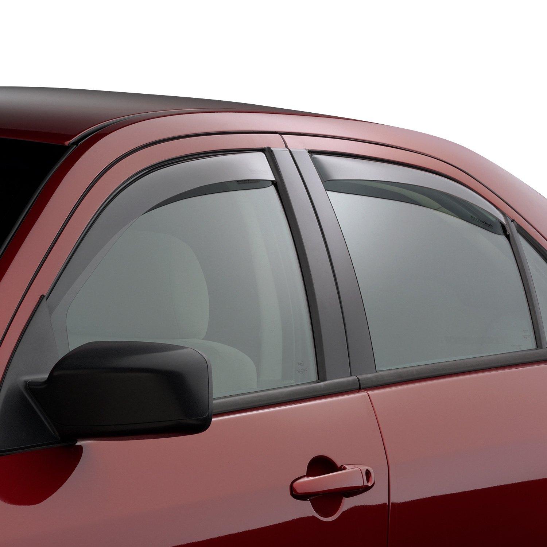 WeatherTech® - Lincoln MKZ 2007-2010 In-Channel Side Window Deflectors