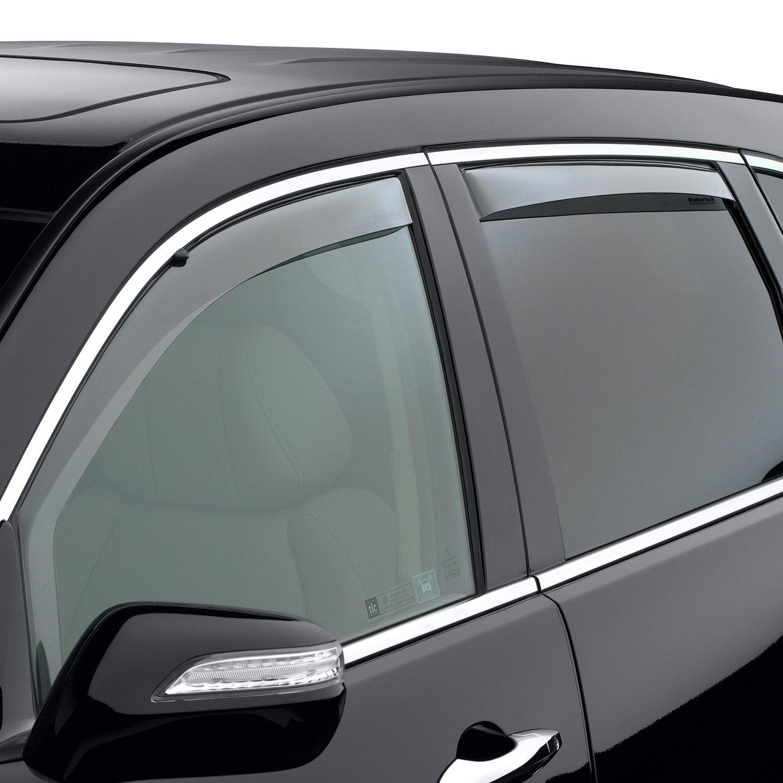 Acura MDX 2007 In-Channel Side Window