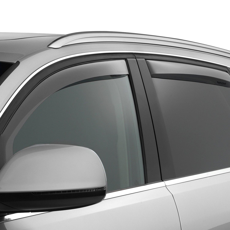 Audi Q5 / SQ5 2013 In-Channel Side Window