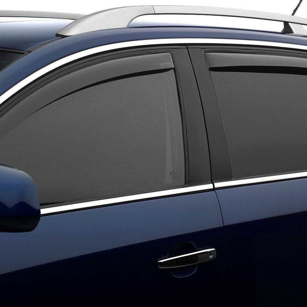 2009 Nissan Maxima Exterior: Nissan Maxima 2009 In-Channel Side Window