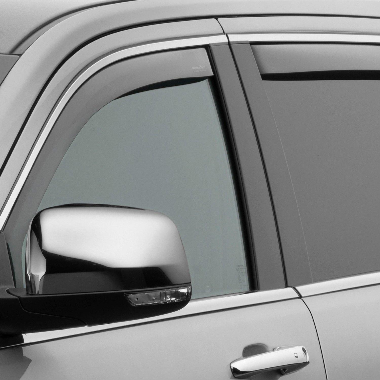 Weathertech Window Visors >> WeatherTech® - Jeep Grand Cherokee 2016-2017 In-Channel ...