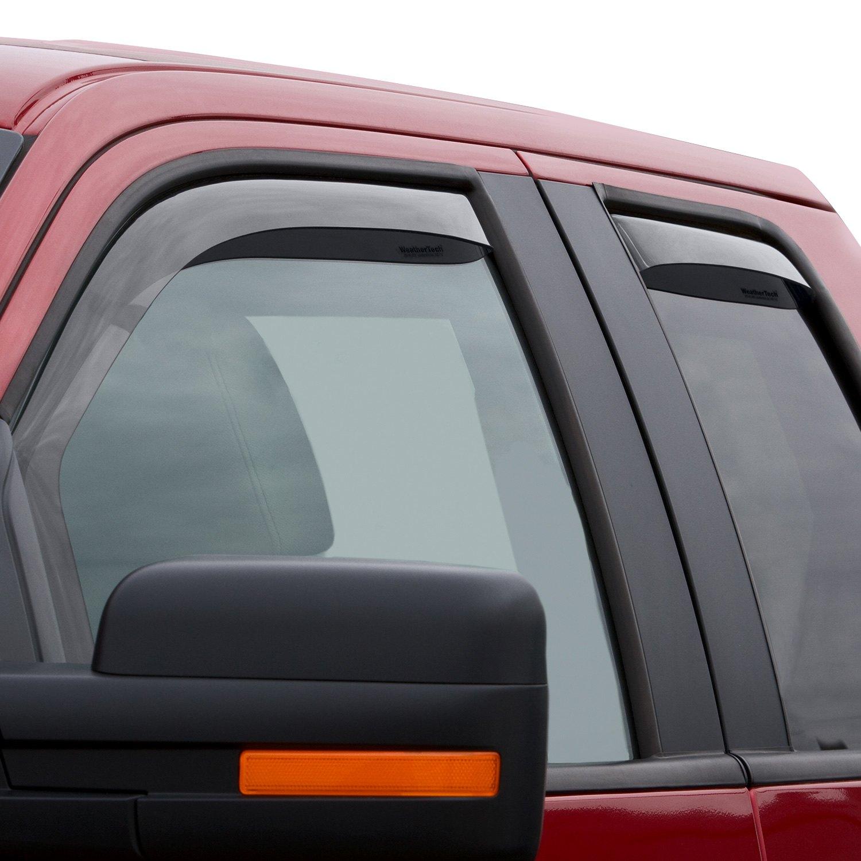 Weathertech 84697 Side Window Deflector