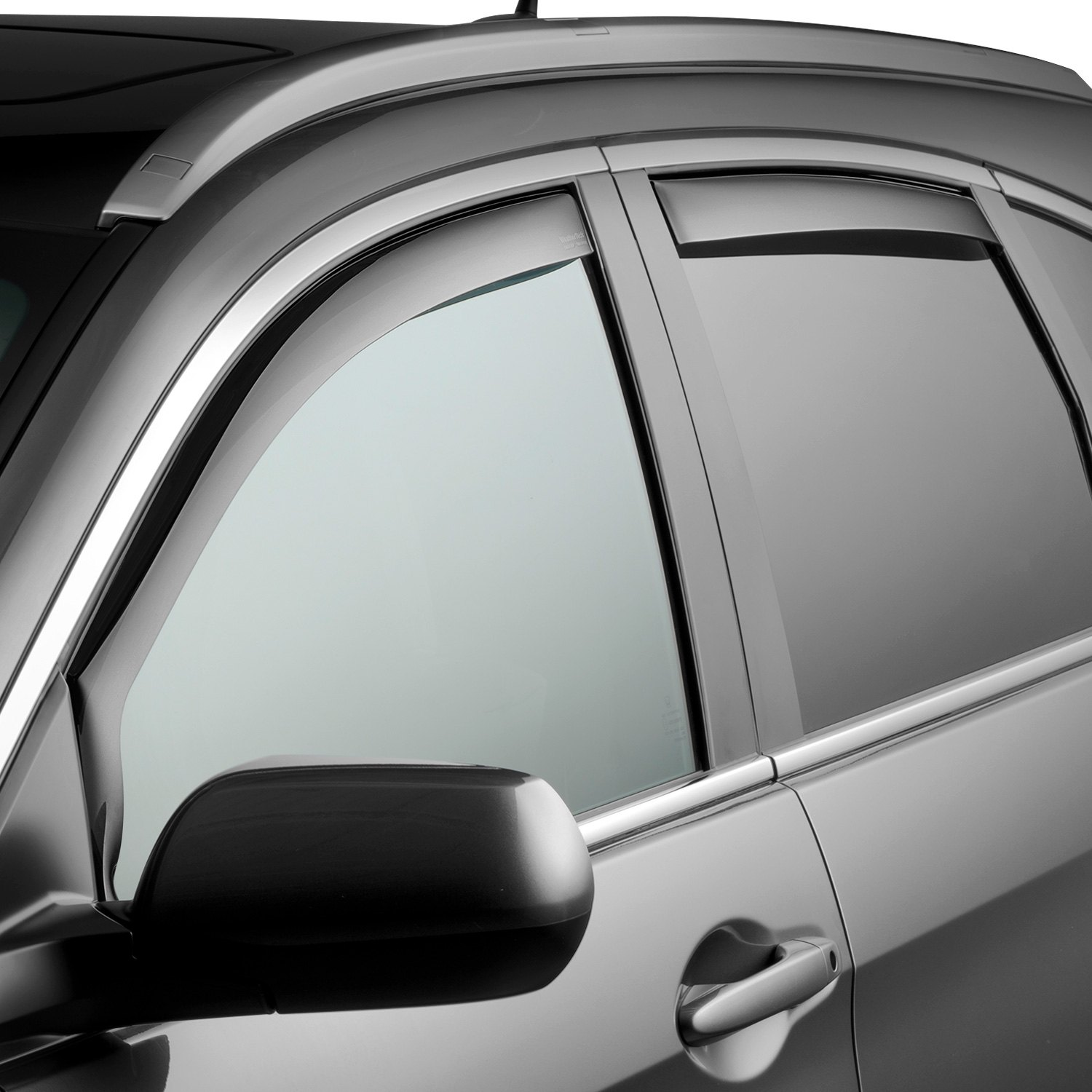 Weathertech 174 Honda Cr V 2016 In Channel Side Window