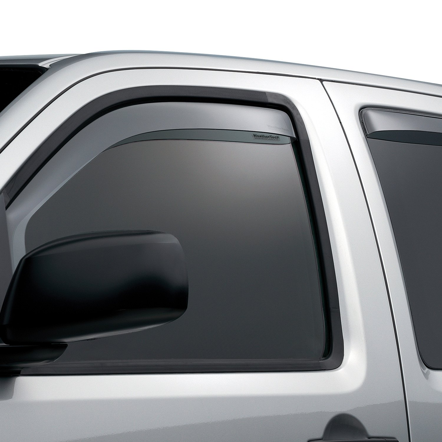 Weathertech 174 Nissan Frontier 2016 In Channel Side Window