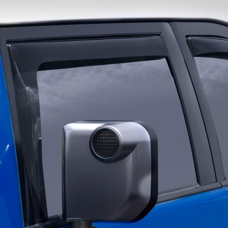 Weathertech 174 Toyota Fj Cruiser 2013 In Channel Side
