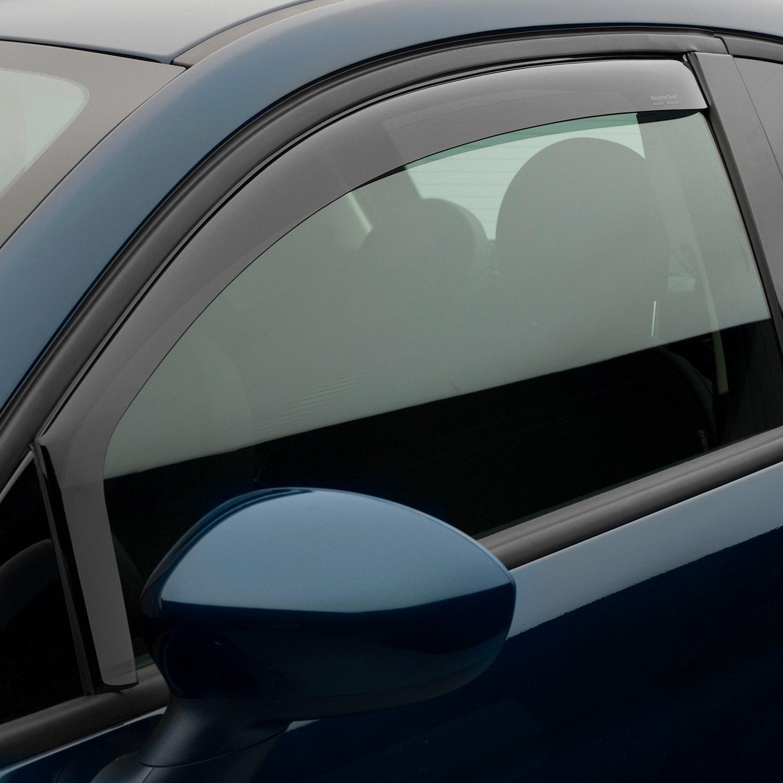 Weathertech 174 Fiat 500 2014 In Channel Front Side Window
