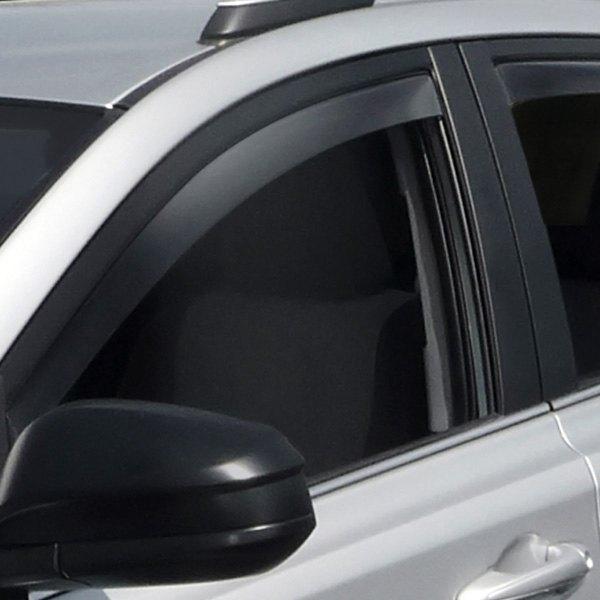 WeatherTech Toyota RAV4 2013 In Channel Side Window