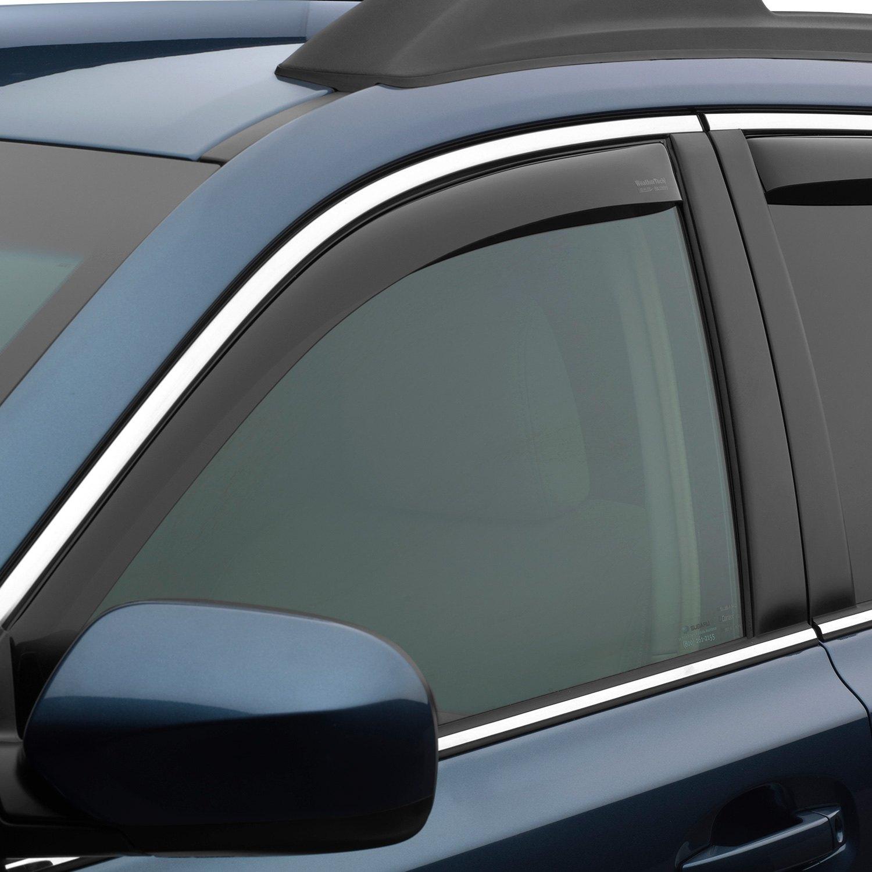 Weathertech 174 Subaru Outback 2012 In Channel Side Window