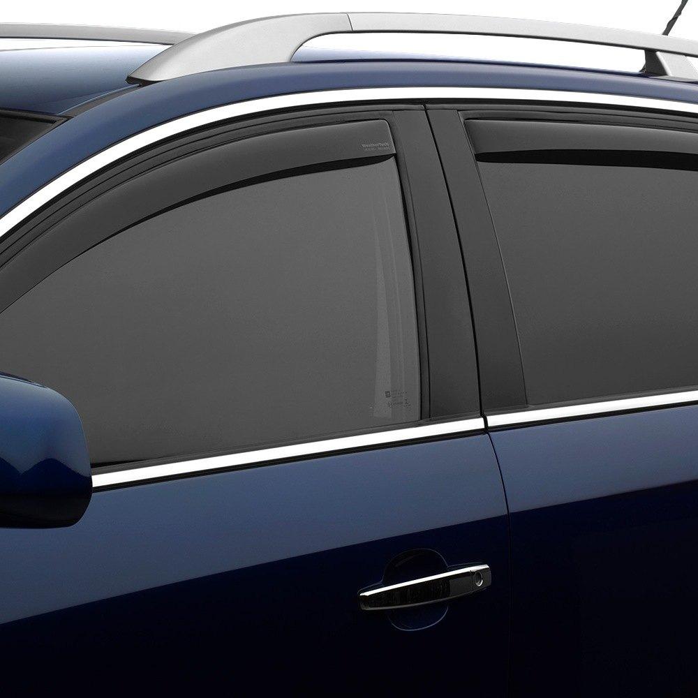 Weathertech 174 Mazda Cx 5 2013 2016 In Channel Side Window