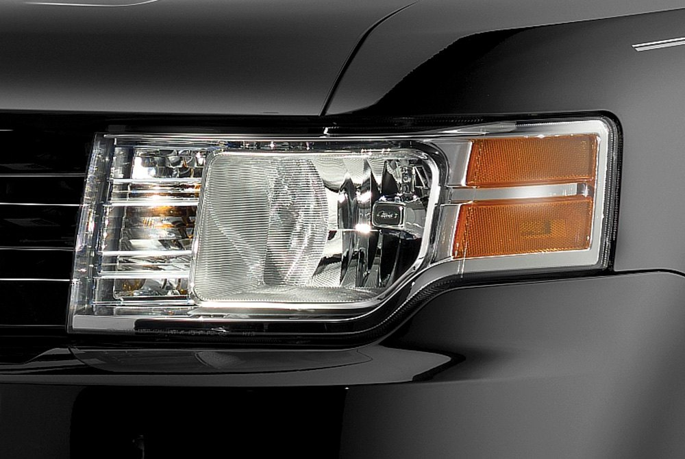 XPEL H0221 Clear Headlamp and Fog Lamp Protection Kit Weathertech