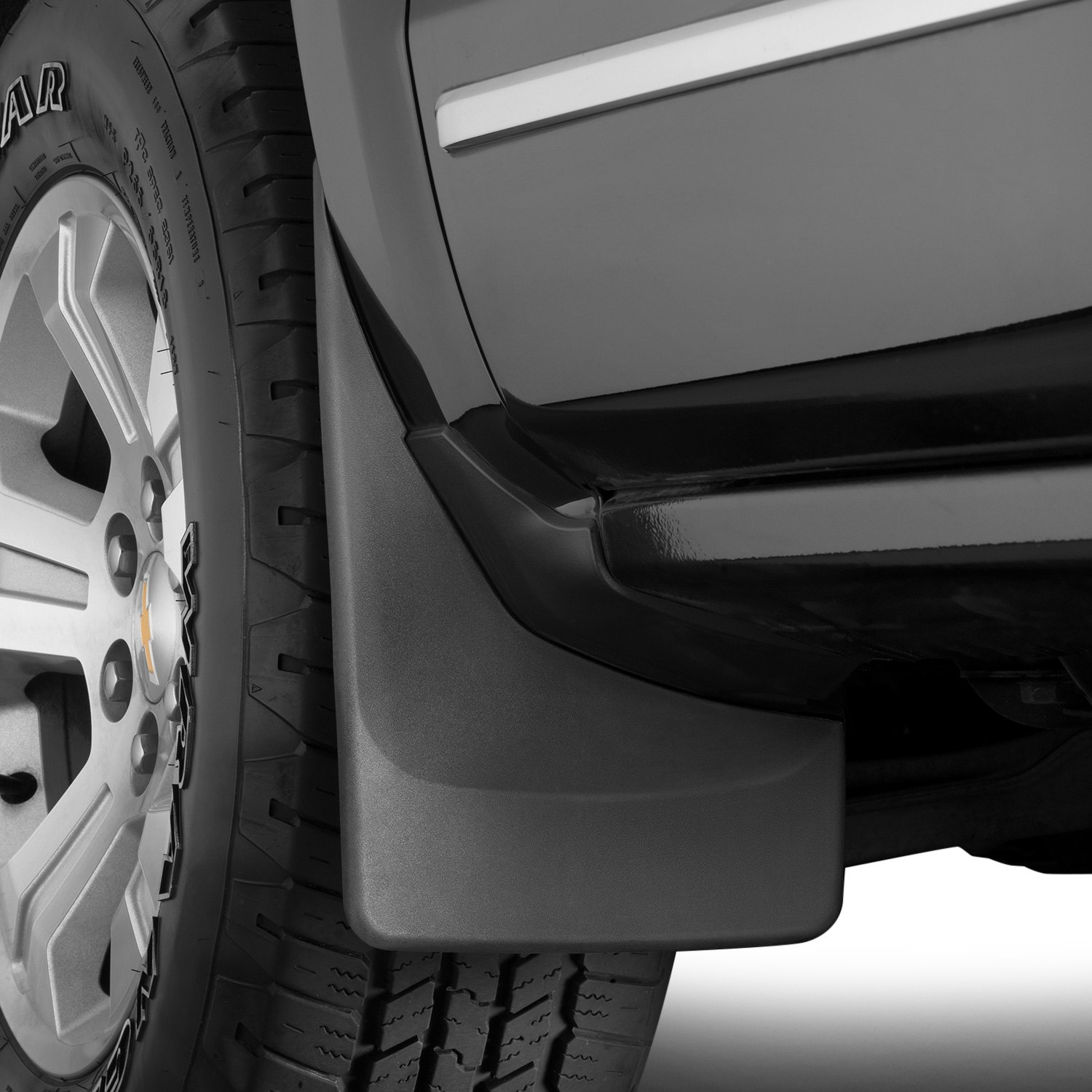 WeatherTech® - Chevy Silverado without Fender Flares or ...