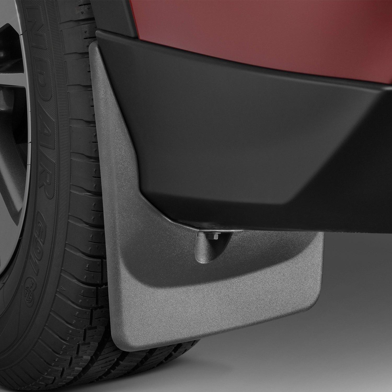Weathertech 174 Toyota Rav4 2016 Digitalfit Black Mud Flaps