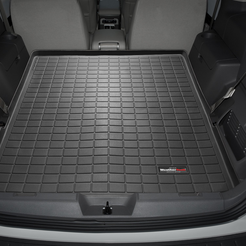 Weathertech floor mats okc - Weathertech Cargo Liner Black