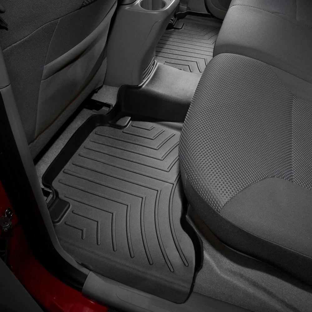 mat front floor wrangler jk floorliner mats weathertech liner digitalfit black