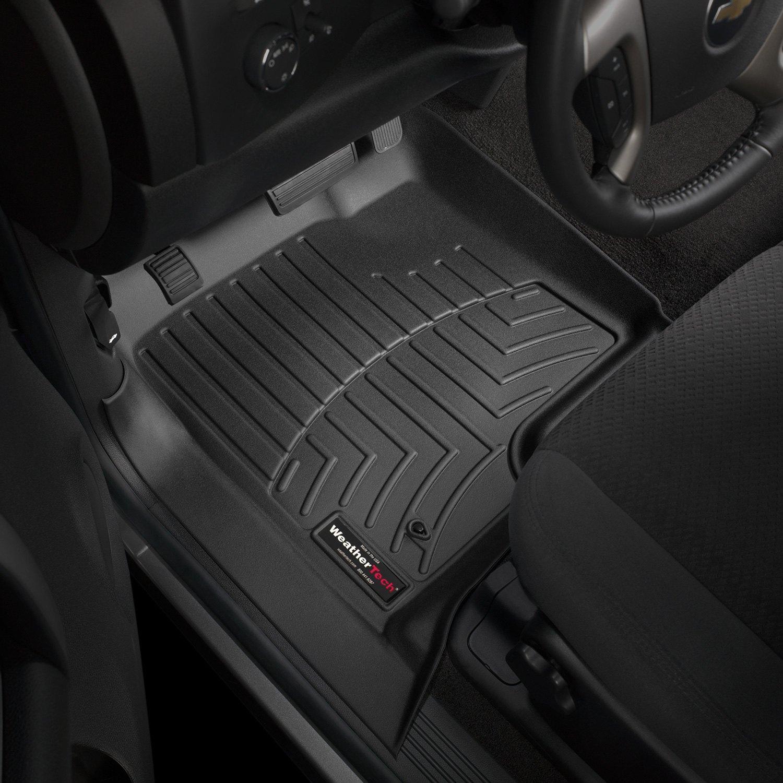 WeatherTech®   DigitalFit™ Molded Floor Liners   Black