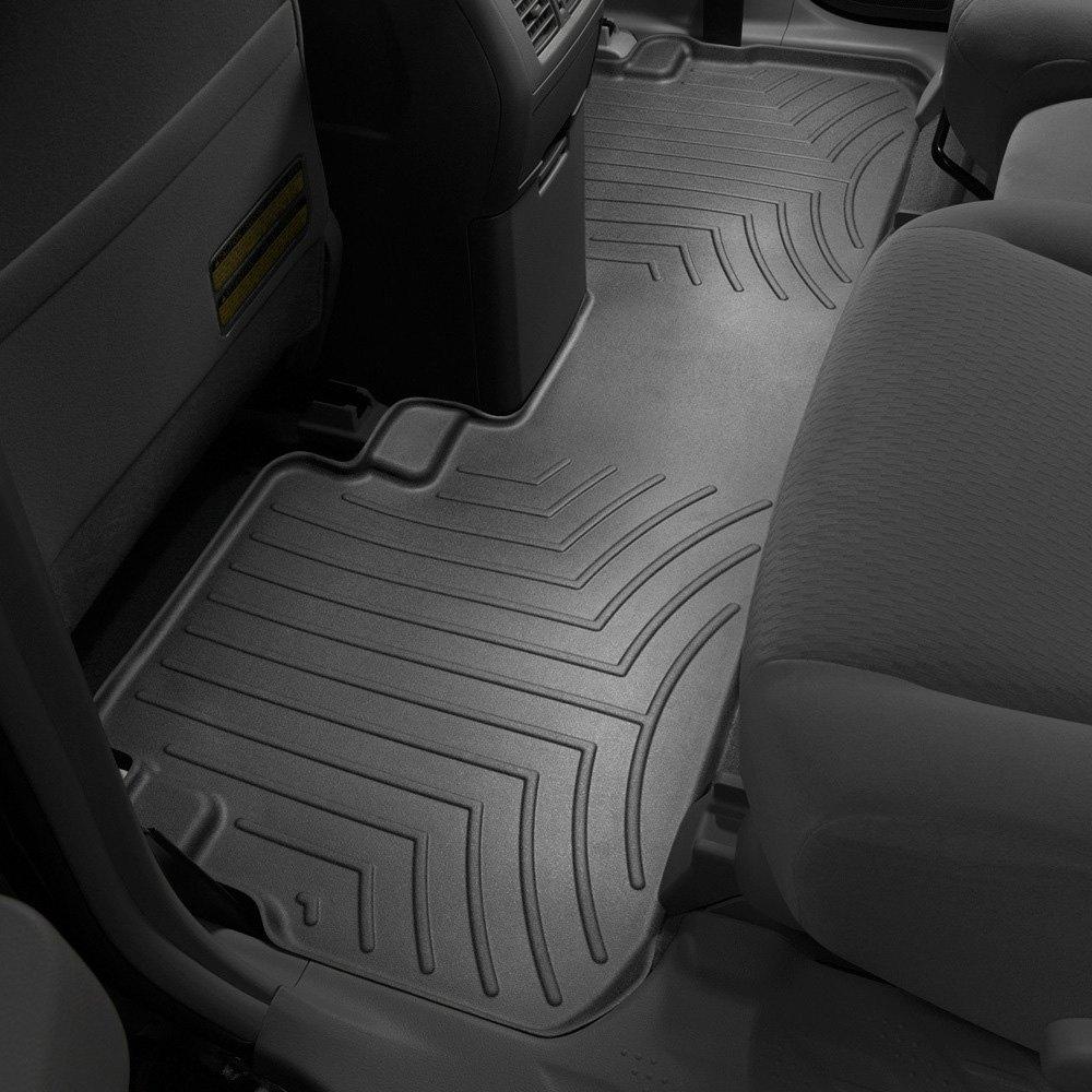 Weathertech mats buffalo - Weathertech Digitalfit Molded Floor Liner Black