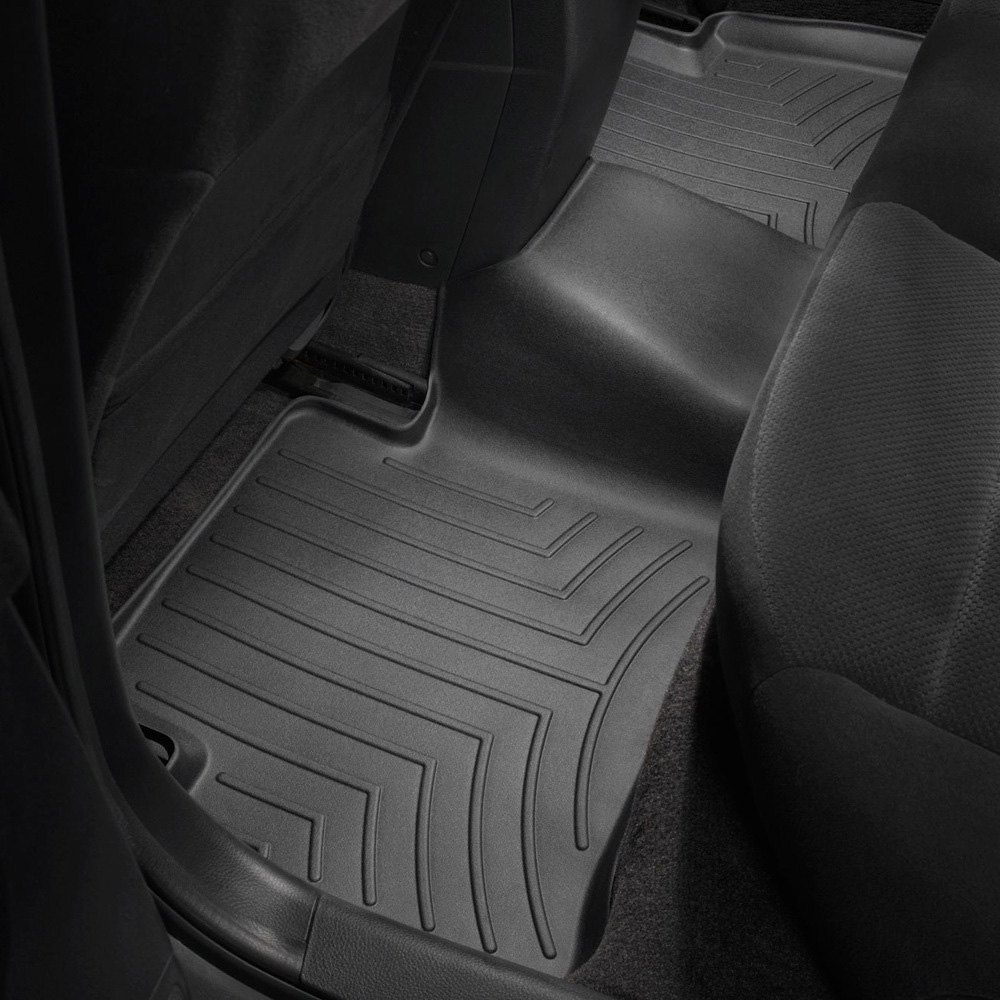 WeatherTech DigitalFit FloorLiner for Nissan Altima Black 2007-2012