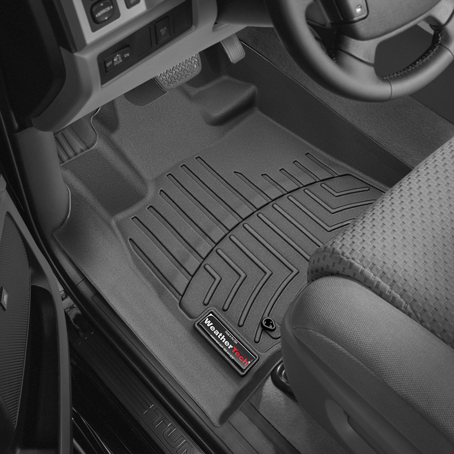 weatherbeater rear and toyota set watch liner floor mats tundra crewmax liners front husky
