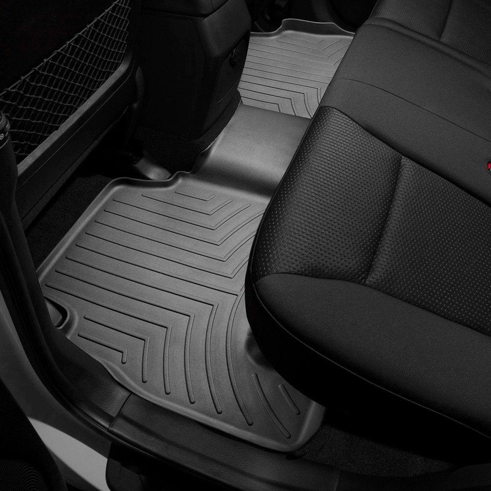 Weathertech floor mats calgary - Weathertech Digitalfit Molded Floor Liner Black