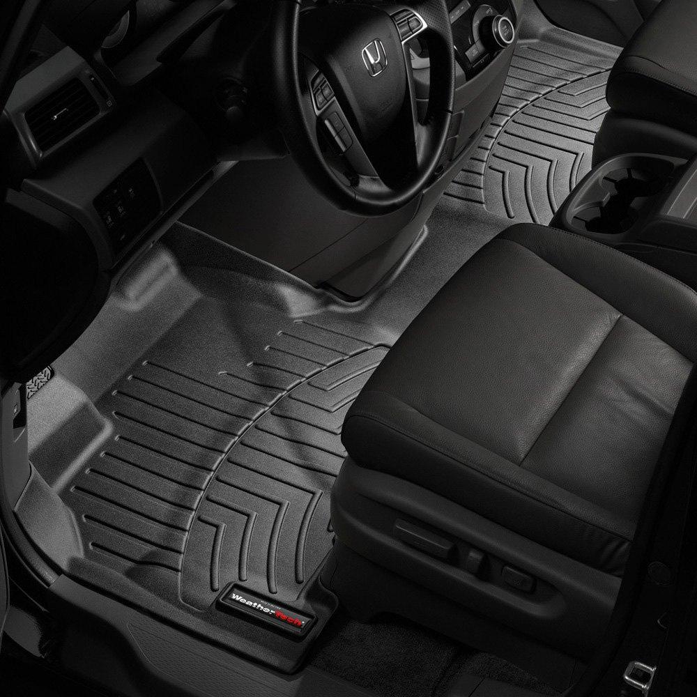 Weathertech digitalfit molded floor liner black
